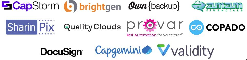 Awareness Sponsor Logos